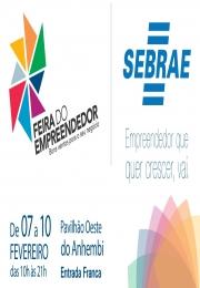 Feira do Empreendedor - SEBRAE-SP